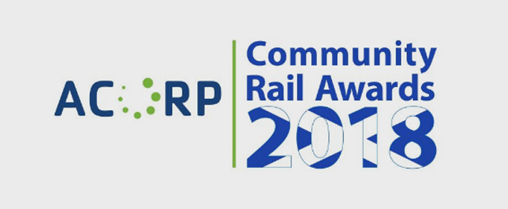 ACoRP Community Rail Awards 2018