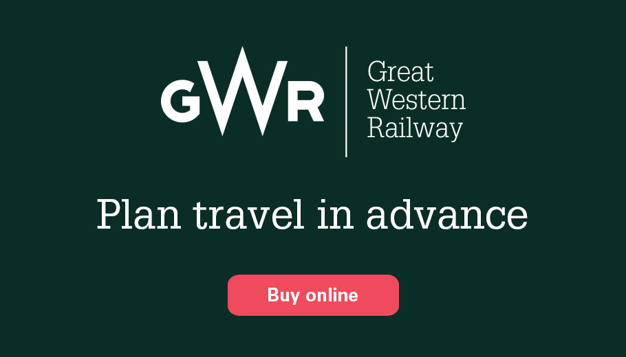 GWR - Plan in advance - Buy online