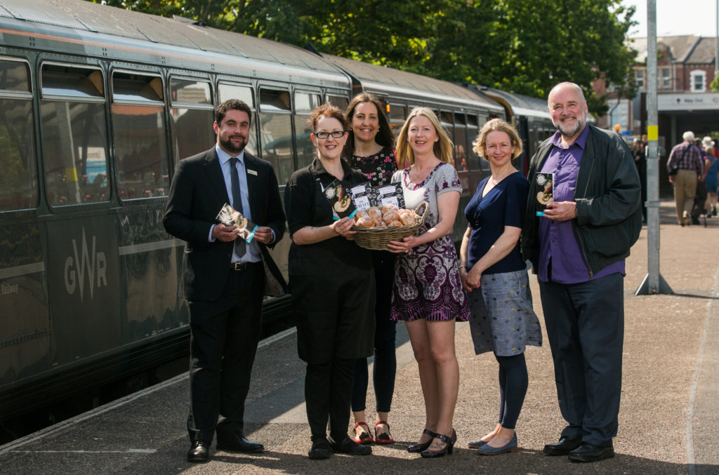 Launch of Avocet Line Foodie Guide